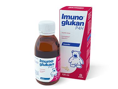 Imunoglukan P4H® 120 ml