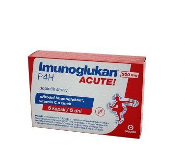 Imunoglukan P4H® ACUTE! 5 kapslí