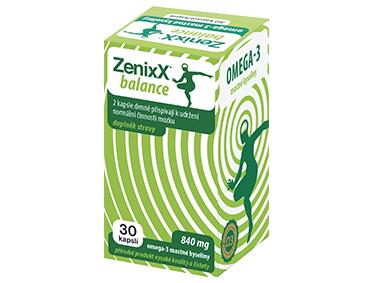 ZenixX® Balance 30 kapslí
