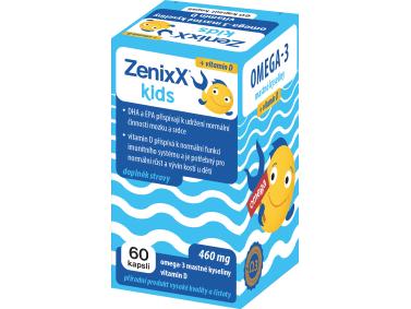 ZenixX® Kids 60 kapslí
