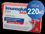 Imunoglukan P4H® ACUTE! 300 mg 5 kapslí
